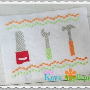 Faux Smock Designs Archives - Baby Kay's Appliques
